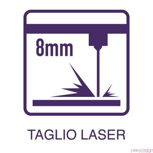 Plexiglass 8mm