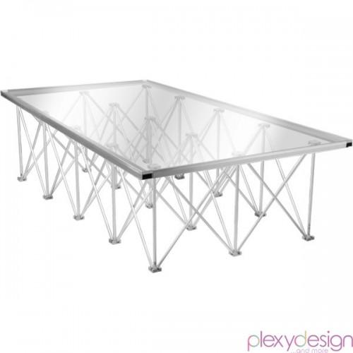 Piano di Calpestio in plexiglass 2x1