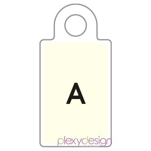 Kit di portachiavi in plexiglas personalizzati