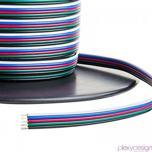 Cavo RGB 5 fili prezzo al metro