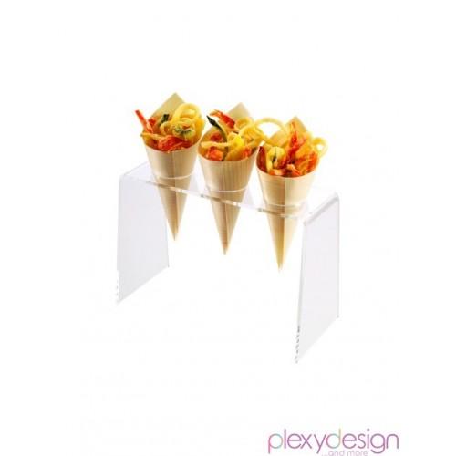Porta Conetti Fingerfood
